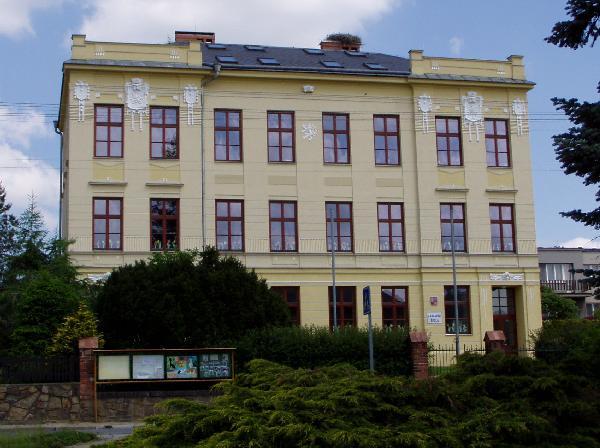 škola v roce 2013